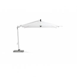 Vitino Pendulum Umbrella White ( granite base included 56kg )